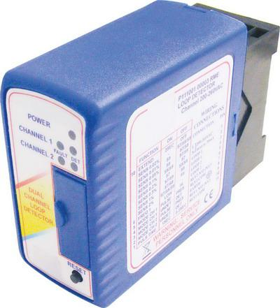 RME 2 - 2 канальный магнитодетектор обнаружения транспортных средств, 230B.