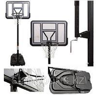 Стойка Баскетбол  Уличная Высокая.Щит.Стритбол