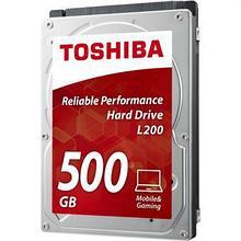 """Toshiba HDWK105EZSTA Жесткий диск для ноутбука 500Gb, HDD, 2.5"""", 7mm, 5400rpm, 8MB, SATA 6Gb/S"""