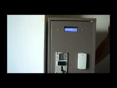 Платный туалет: Турникет, Дверь.