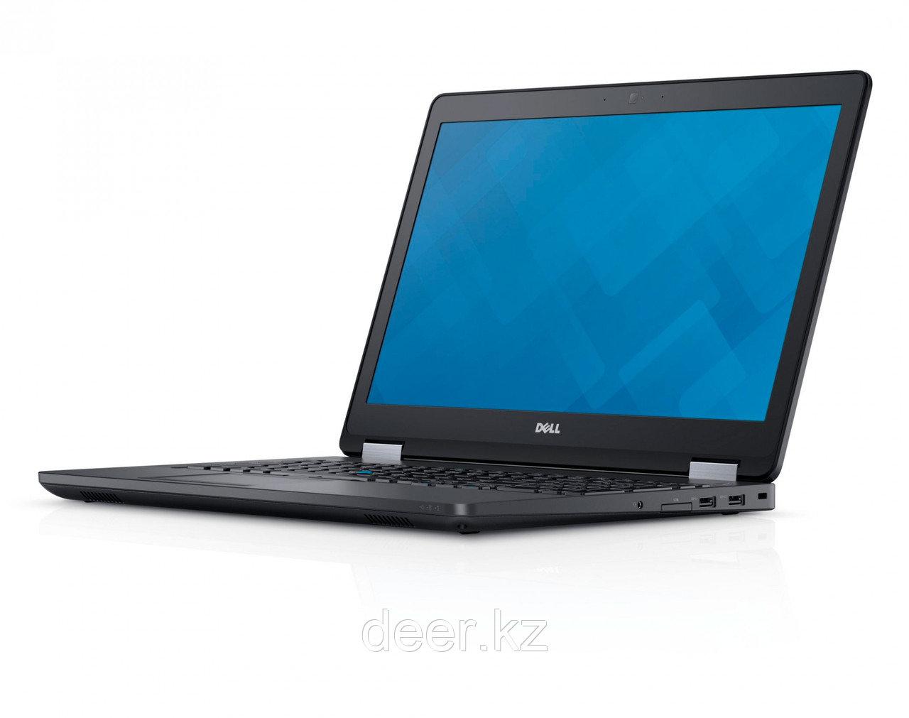 Мобильная рабочая станция Dell 15,6 ''/Precision 5510 /Intel Core i5 6300HQ 210-AFWL