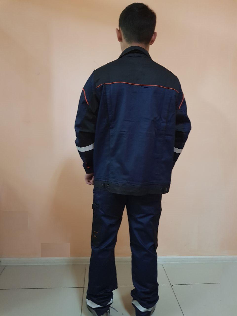 Костюм ПРОФИ Куртка на молнии+брюки. - фото 3
