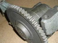 Насос масляный (ПАО Автодизель) для двигателя ЯМЗ  8401-1011014-12