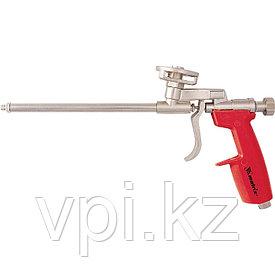 Пистолет для монтажной пены, алюминиевый,  Matrix