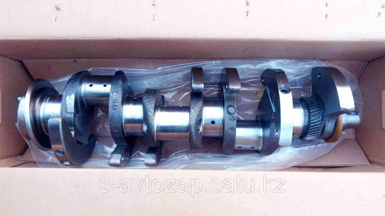 Вал коленчатый (номинал) для двигателя ЯМЗ 236-1005009-Ж