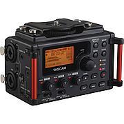 TASCAM DR-60D mkII рекордер для съемки видео на DSLR