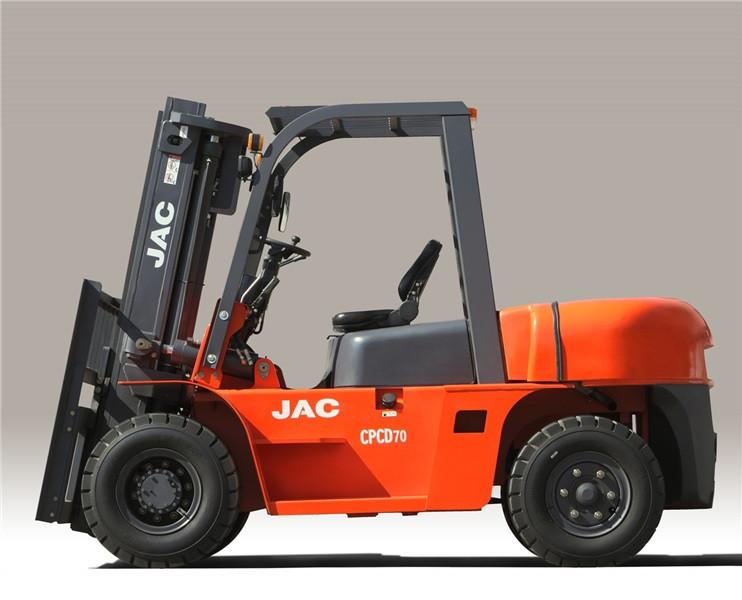 Вилочный погрузчик JAC CPCD70