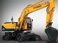 Экскаватор Hyundai R210W-9