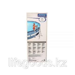 Лестница для бассейнов высотой 107 см, Intex 28065, фото 2