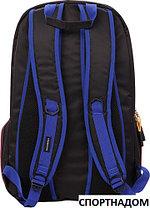 Футбольный рюкзак Joerex PHB34775 FC Barcelona Black-Blue доставка, фото 3