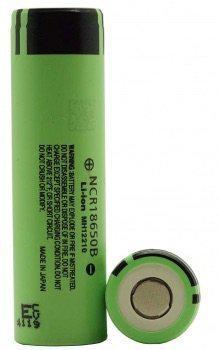 Аккумулятор, батарея, Panasonic NCR18650B, MH12210, 3400 mAh, 3.7V, Без защиты. (после разбора)оригинал