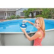 Плавающий поплавок-дозатор большой для 200г таблеток, Intex 29041