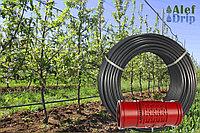 Капельный полив, трубка садовая AD SUPER LINE  d16 PN 3,5 бар тс 1,15мм/45 мил, 2л/ч  шаг 100см, бухта 400м
