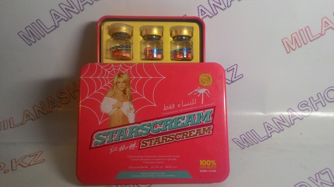 Starscream  - Женские Таблетки для возбуждения - 9 шт