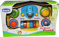999-76B Пианино DJ  Поврежденная коробка