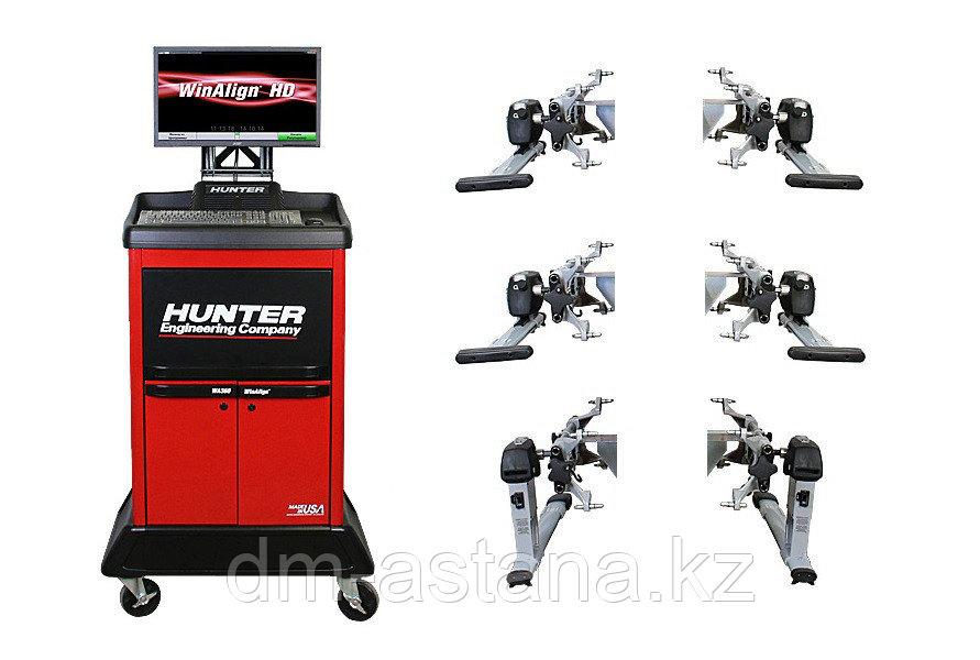 Hunter WA360/22LT-760T Стенд развал-схождения грузовой