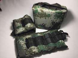 Утяжелители  (3 кг х 2шт=6кг) с сумкой, фото 2
