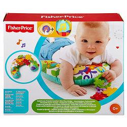 """Fisher-Price Игровая подушка """"Весёлые игры и успокаиваюие вибрации"""""""