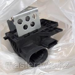 Резистор/реостат вентилятора Renault Logan 2,Sandero2, Duster,Lada Largus 2011>(NEW)