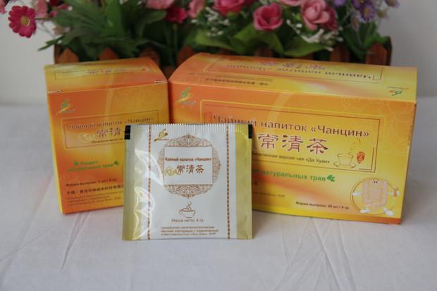 Шлаковыводящий чай ХуаШен