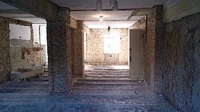 Cнос стен и перекрытий
