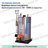 Паровой газовый котел SEKWANG BOILER SEK 80