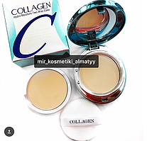 Увлажняющая пудра Enough Collagen