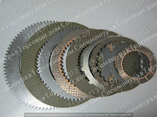 Фрикционный диск AL38240 для экскаваторов John Deere