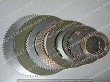 Фрикционные диски для экскаваторов Case