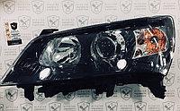 Фара передняя левая (черная) Geely EC7  / Headlight left side