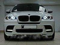 Обвес Performance LED 2 на BMW X6, фото 1