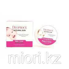 Deoproce Natural Skin Baby Cream 100g - Крем для детей на основе молочных белков