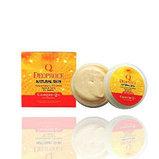 Deoproce Natural Skin Coenzyme Q10 Cream – Крем содержащий Экстракт Коэнзима Q10, фото 3