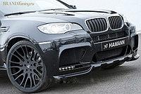 Передний бампер Hamann Tycoon (Е71) на BMW X6