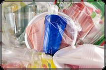 Пластиковая посуда (наборы)
