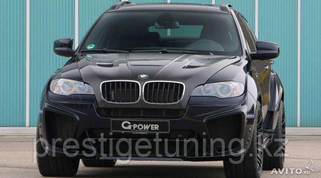 Обвес G-power TYPHOON на BMW X6 E71