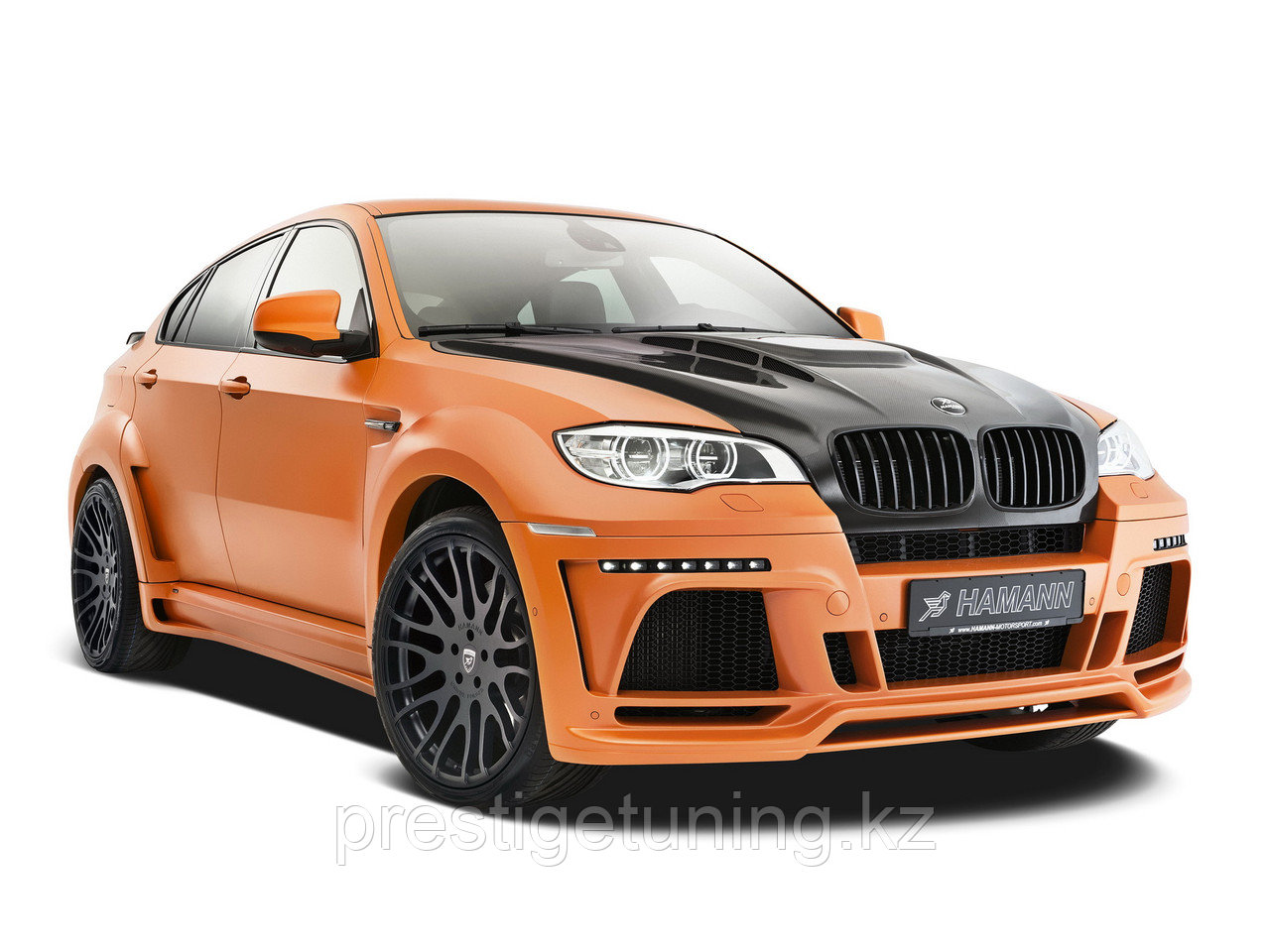 Обвес Hamann Tycoon II (Е71) на BMW X6 , 2013