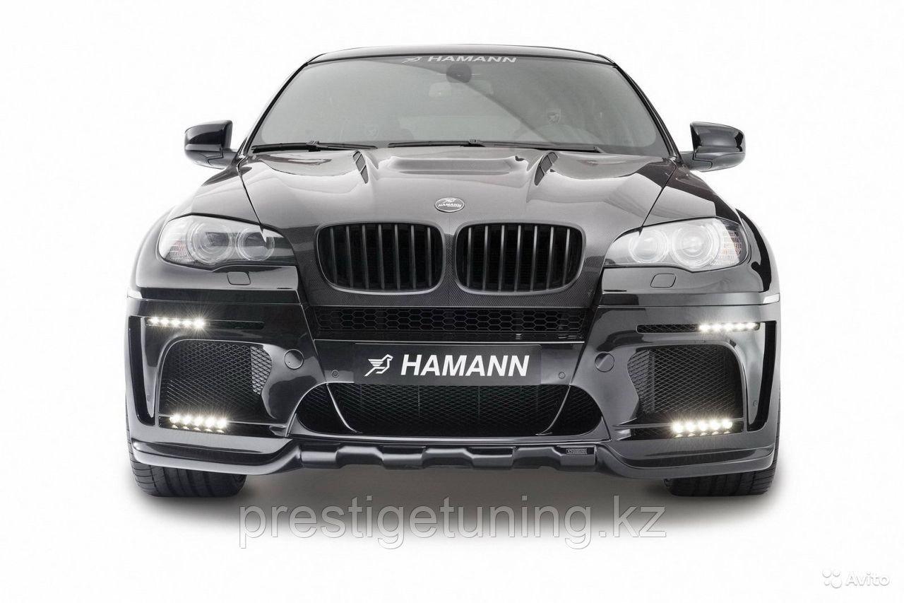 Обвес Hamann Tycoon (Е71) на BMW X6