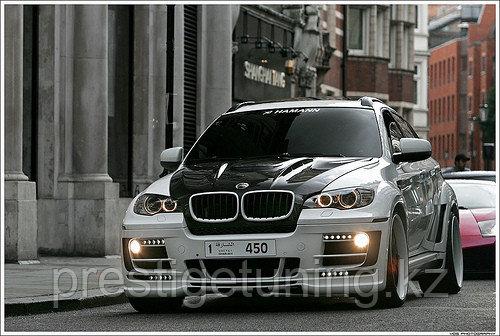 Обвес Hamann на BMW X6