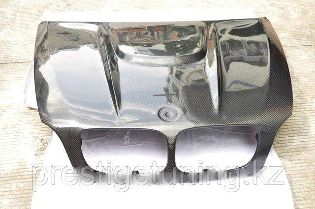 Карбоновый капот Hamann и Lumma на BMW X6