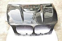 Карбоновый капот Hamann и Lumma на BMW X6, фото 1