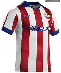 ФК Atletico madrid детская