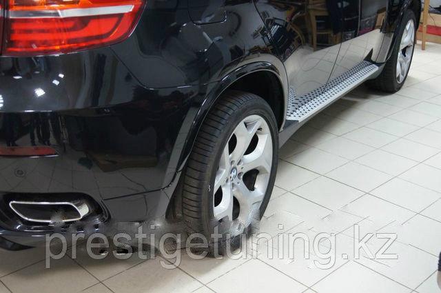 Расширенные арки колес для BMW X6