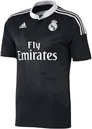 ФК Real madrid(black) детская