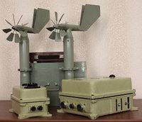 Корабельный измеритель ветра КИВ-1