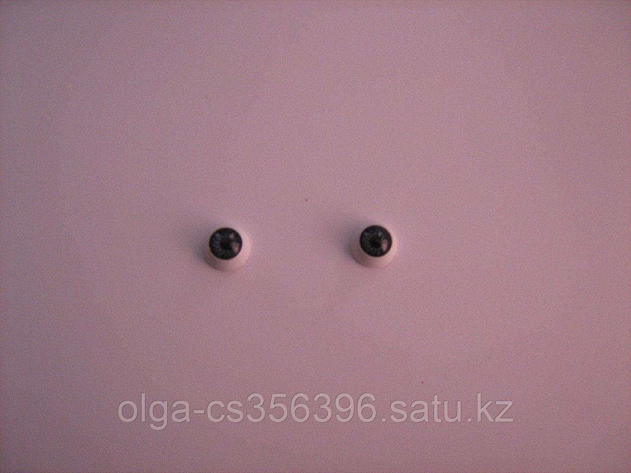 Глазки для игрушек. Серые. 12 мм. Creativ  2195