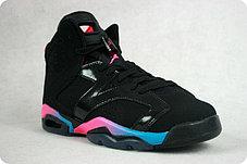 Nike Air Jordan 6  баскетбольные кроссовки всех расцветок, фото 3