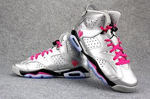 Nike Air Jordan 6 баскетбольные кроссовки, фото 2