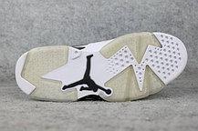 Nike Air Jordan 6 черно-белые (размер 45 в наличии), фото 3