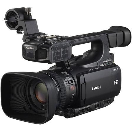 Компактный HD камкордер Canon XF100, фото 2